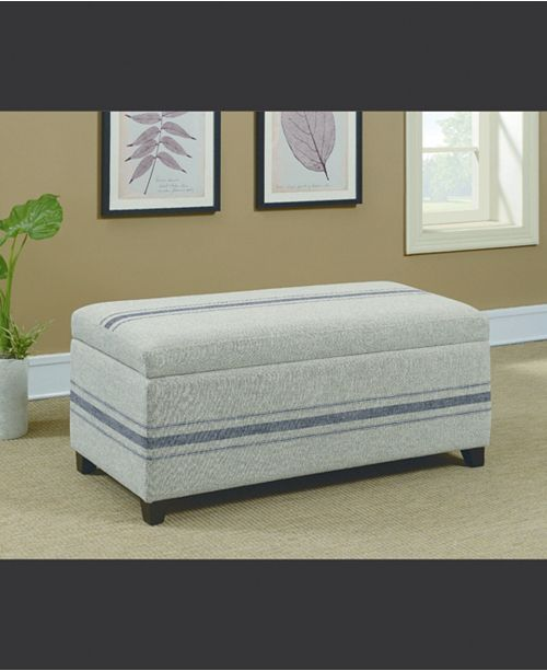 Coaster Home Furnishings Jefferson Upholstered Bench