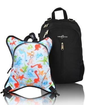 Obersee Rio Diaper Backpack In Multi