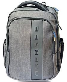 Prague Diaper Backpack
