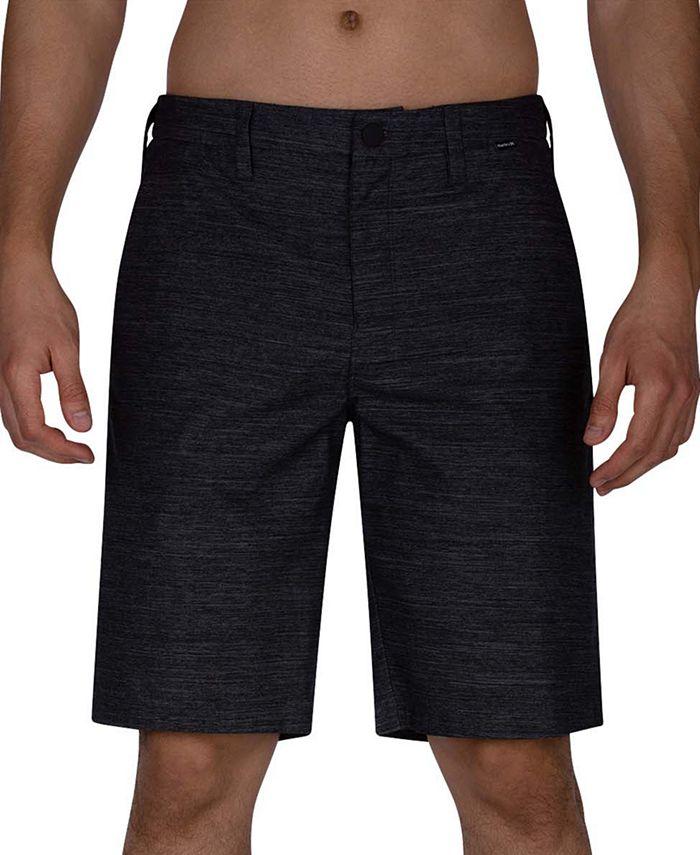 "Hurley - Men's Heathered 9 1/2"" Shorts"