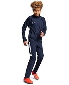 Big Boys 2-Pc. Dri-FIT Academy Jacket & Pants Track Suit Set