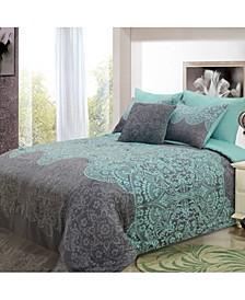 Hadley Nora 8 Piece Comforter Set