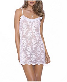Baby doll Chemise Nightgown, Online Only