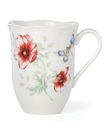 Butterfly Meadow Red Dragonfly Mug, Created for Macy's