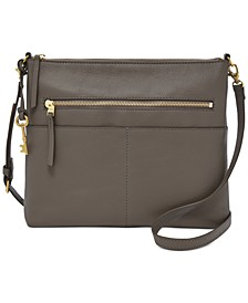 Women's Leather Fiona Crossbody