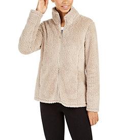 32 Degrees Fleece Zip Jacket