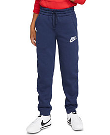 Nike Big Boys Fleece Jogger Pants