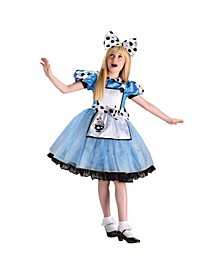 Big Girls Curious Alice Costume