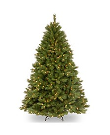 4.5 ft. Winchester Pine Tree with Clear Lights