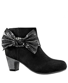 Toddler, Little and  Big Girls Orsula Fashion Dress Heel Boot