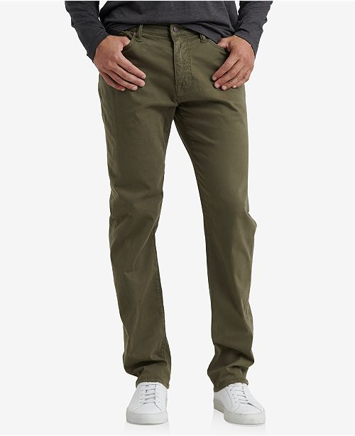Lucky Brand Men's 410 Athletic Stretch Sateen Pant