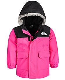 Baby Girls McMurdo Hooded Down Parka