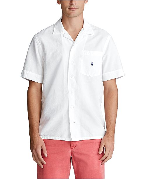 Polo Ralph Lauren Men's Camp Collar Shirt