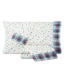Kids Come Sail Away Full Sheet Set