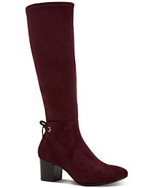 Women's Jaccque Tall Stretch Boots, Created for Macy's
