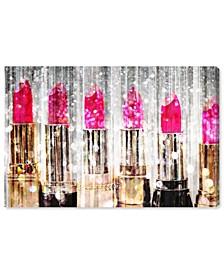"Lipstick Collection Canvas Art - 24"" x 36"" x 1.5"""