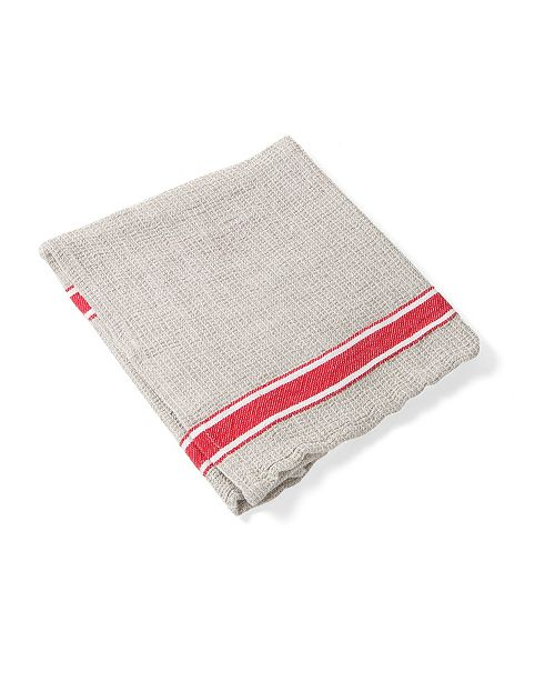 Olive and Linen Rustic Napa Linen Kitchen Towel