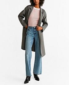 Open Work-Detail Sweater