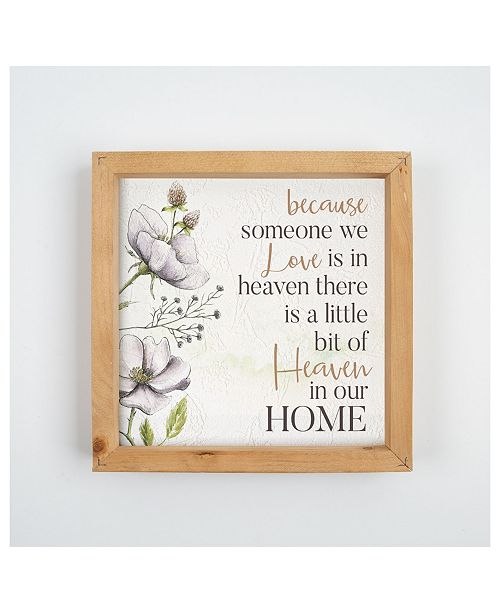 P Graham Dunn Because Someone We Love Is In Heaven Wall Art