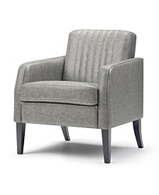 CLOSEOUT! Crawford Accent Chair, Quick Ship