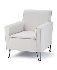 CLOSEOUT! Warren Accent Chair, Quick Ship