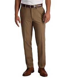 Men's Cool 18 Pro Slim-Fit 4-Way Stretch Moisture-Wicking Non-Iron Dress Pants
