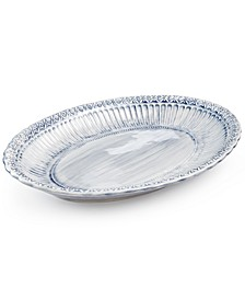 Classic Brush Platter, Created for Macy's
