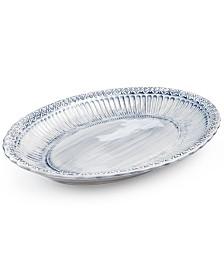 Classic Brush Platter, Created for Macy's
