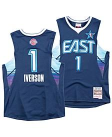 Men's Allen Iverson NBA All Star 2009 Swingman Jersey