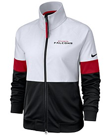 Women's Atlanta Falcons Track Jacket