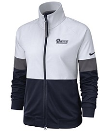 Women's Los Angeles Rams Track Jacket