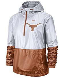 Women's Texas Longhorns Half-Zip Jacket
