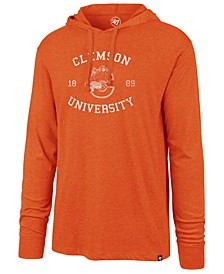 Men's Clemson Tigers Knockaround Club Long Sleeve Hooded T-Shirt