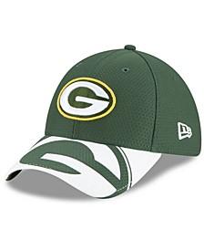 Green Bay Packers Logo Crop 39THIRTY Cap
