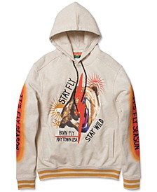 Men's Big & Tall Graphic Hoodie