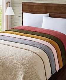 Marshmallow Sherpa Blanket