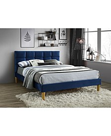 Lexington King-Size Square Platform Bed