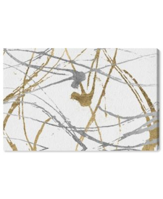 Precious Metals Canvas Art, 15