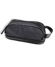 Chambray 2-In-1 Travel Kit
