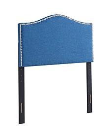 Amanda Upholstered Twin Headboard, Twin