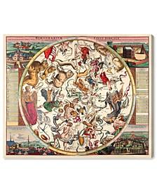 "Horoscope Boreali Canvas Art, 36"" x 30"""