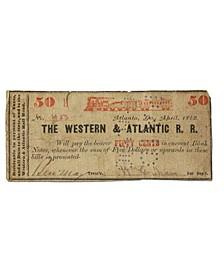 Civil War Train Notes