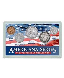 Americana Yesteryear Coin Set