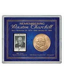 Remembering Winston Churchill