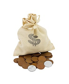 Bankers Bag of World War II Coins