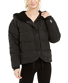 FP Movement Chill Factor Hooded Puffer Coat