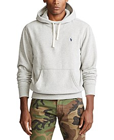Men's Cotton-Blend Fleece Hoodie