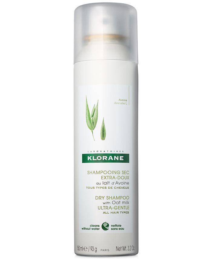 Klorane - Dry Shampoo With Oat Milk, 3.2-oz.