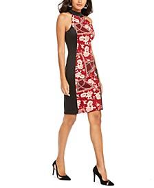 Halter Sheath Dress, Created For Macy's