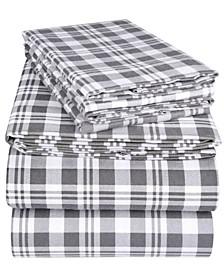 Flannel Sheet Set, Queen